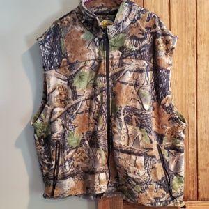 Cabelas Wooltimate camo vest